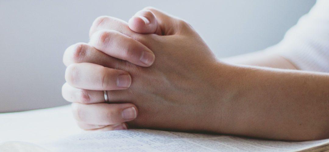 Síla modlitby